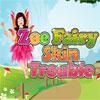 Problemas de piel Zoe Fairy juego