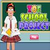 Proyecto Escuela Zoe juego