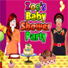 Zoes Baby Shower Party juego