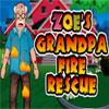 Zoes abuelo bomberos rescate juego